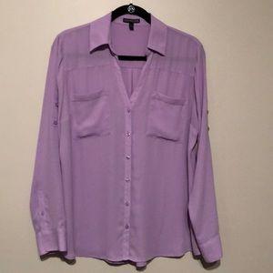 Lilac Express Portofino Shirt